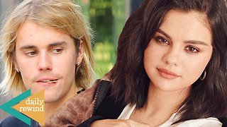 Justin Bieber LIKES A Selena Gomez Photo After RANTING About Her!   Daily Rewind