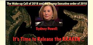 Sydney Powell and Releasing the Kraken