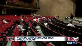 "Westside Schools Discuss Their ""Pandemic Plan"""
