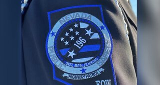 Nevada Highway Patrol to honor fallen sergeant with patch