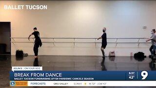 Ballet Tucson hosts fundraiser to get dancers back on stage