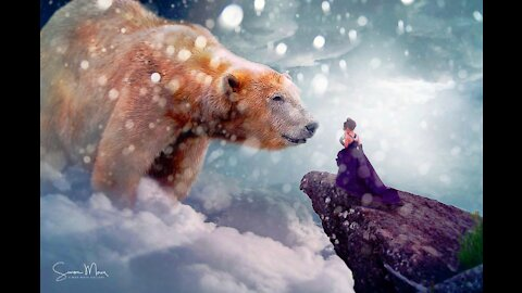 Darla And The Bear