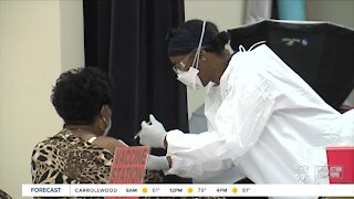 Doctors continue to encourage minority communities to get vaccinated for COVID-19