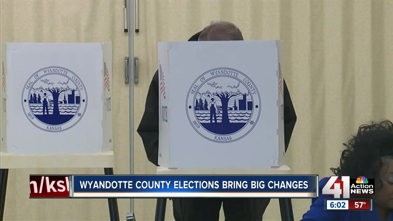 Wyandotte County elections end in upset, changes in leadership