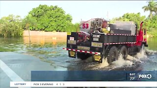Lee County prepares for flooding