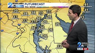 Storms Tonight, Blustery Late Week