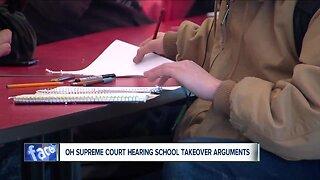 Ohio Supreme Court hearing school takeover arguments