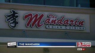 We're Open Omaha: The Mandarin