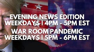 WATCH LIVE | Patriot News Outlet | Evening News | War Room Pandemic | 4PM EST | 8/4/2021