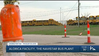 Employees at Alorica, Navistar bus plant worry of job safety amid outbreak