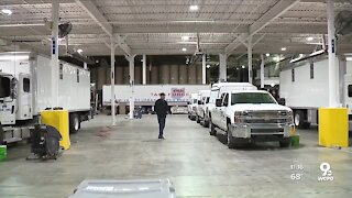 Ohio Task Force 1 rolls out to assist with Hurricane Delta response
