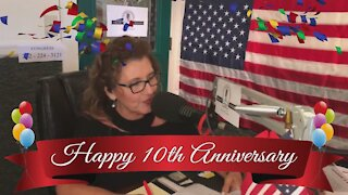 CSC Talk Radio turns 10 years old!