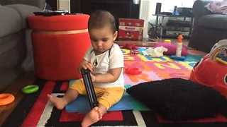 This Baby Has Absolutely Priceless Reaction To Blender Noise
