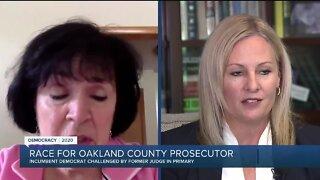 Race for Oakland County Prosecutor