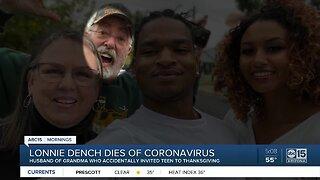 Lonnie Dench dies from coronavirus