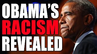Barack Obama's blatant racism unquestioned in CNN interview