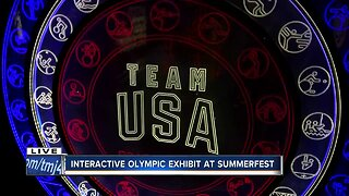 New Summerfest attraction provides glimpse of 2020 Olympics