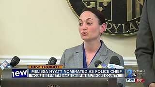 First woman nominated as new Baltimore County Police Chief