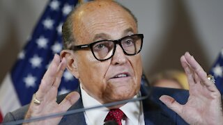 AP: Trump Justice Department Refused To Sign Off On Giuliani Warrant