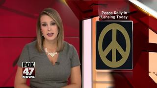 Peace rally at the Capitol on Friday