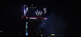 Resorts World: Fireworks celebration, first impressions
