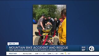 Mountain Bike Rescue And BELFOR Surprise