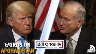 TRUMP: Biden Surrendered Afghanistan | Bill O'Reilly