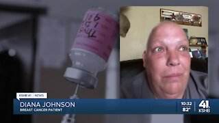 Local cancer survivor 'tired of feeling guilty' for being unvaccinated