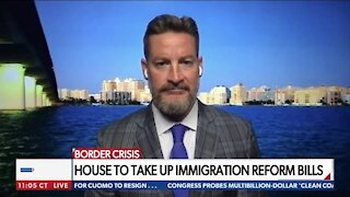Rep. Steube: Biden Immigration Policy Violates Federal Law