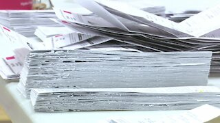 Update on ballots in Outagamie County
