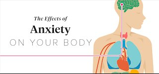 What Anxiety Does to Your Body !