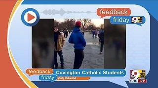 Feedback Friday: CovCath Wrath