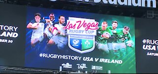 Inaugural Las Vegas Rugby Cup announced for October at Allegiant Stadium