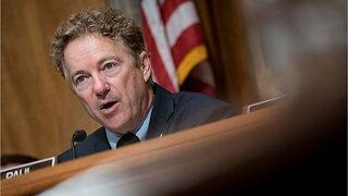 Kentucky Senator Rand Paul Tests Positive For COVID-19