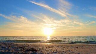 Beautiful, Vibrant Sunset Time Lapse