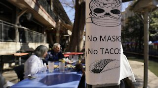 Mask Mandate, Restrictions Lifted In Texas Today