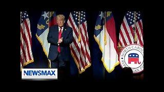 Trump addresses the North Carolina GOP | FULL SPEECH