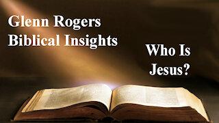 Jesus: Who is He