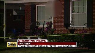 2 shot, 1 killed in Warren shooting