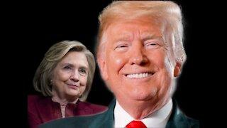 Hillary Clinton: Republican Party Cult, Pledge allegiance To Donald Trump