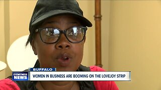 Women owned businesses are transforming Lovejoy Street