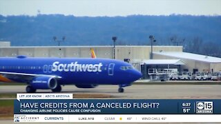 Changing airline policies causing confusion