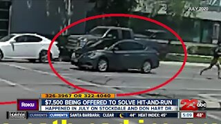 Reward increased in search for fatal hit-and-run driver
