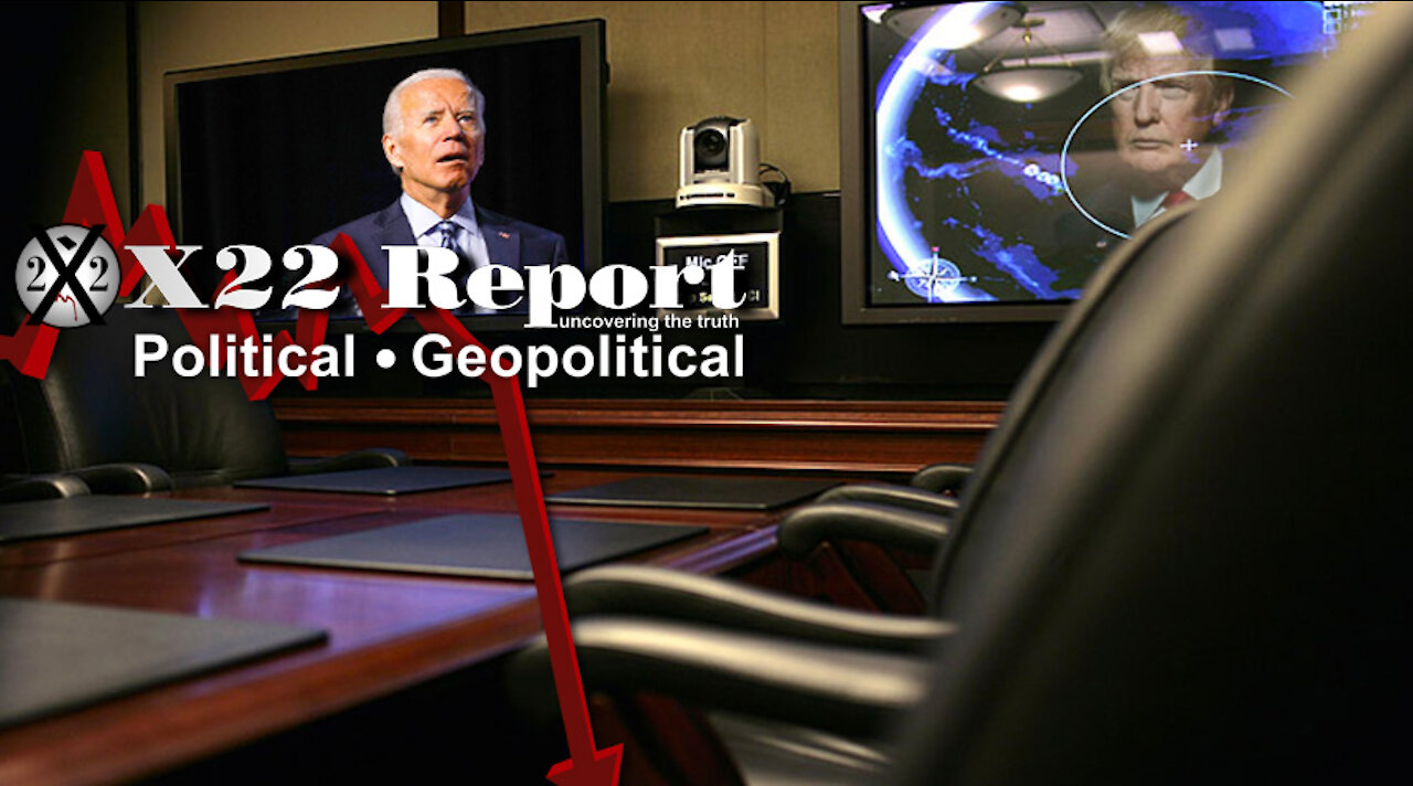X22Report: The Script Has Been Flipped On The Deep State! National Security Concerns! Clear & Present Danger! - Must Video