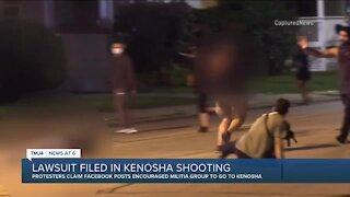 Lawsuit filed in Kenosha shooting