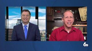 Scott Dorval's Idaho News 6 Forecast Monday 12/21/20