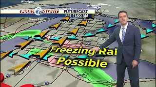 FORECAST: Tuesday Afternoon