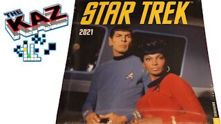 Star Trek 2021 Calendar