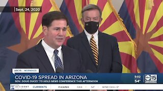 Governor to hold press conference on coronavirus Thursday