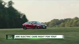 Are electric cars right for you?